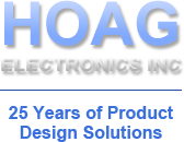 Custom Electronics Product Design and Engineering Services Firm