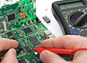 Product Development for Microcontroller Design and Microcontroller Firmware
